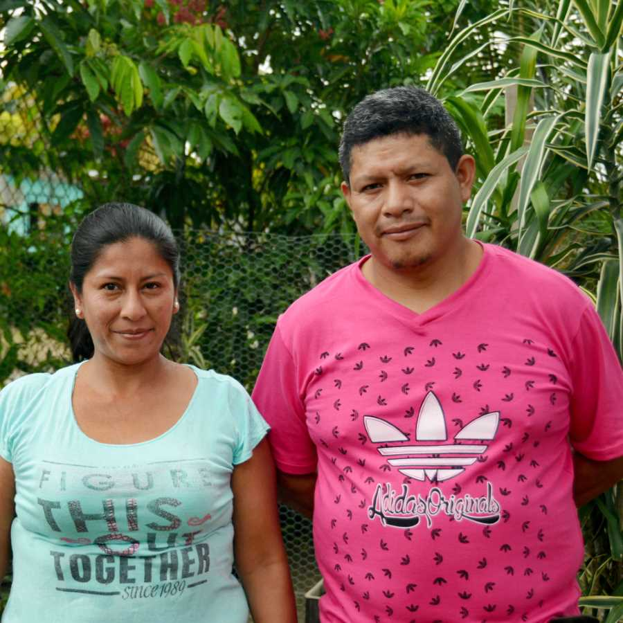 Edwin and Mirian's Story