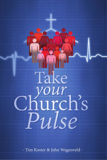 Take Your Church's Pulse Book